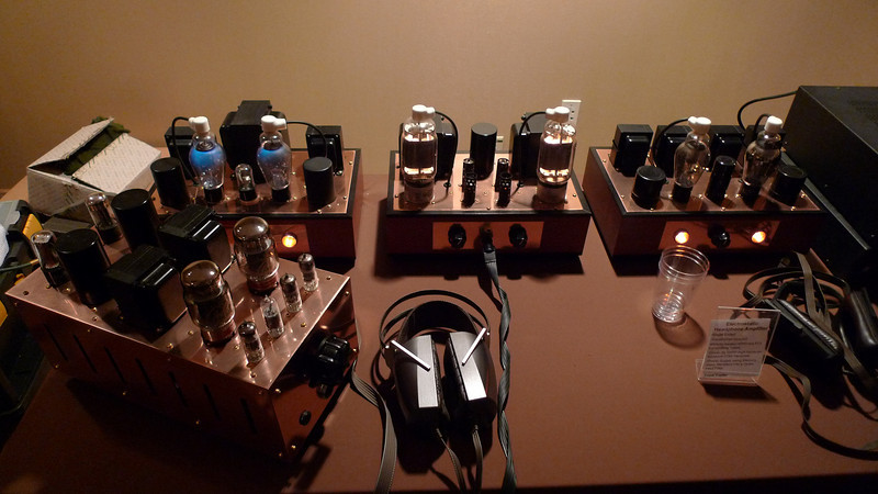 Frank Cooters stellar DIY electrostatic headphone amp ... drool!